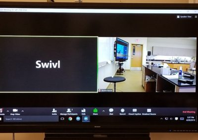 Swivl & Owl Labs for Hybrid Lab Courses