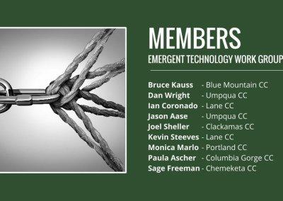 OCCDLA ETWG Members